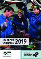 Rapport annuel 2019